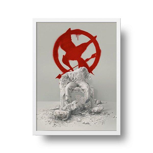 Poster Filme - Jogos Vorazes - Tordo