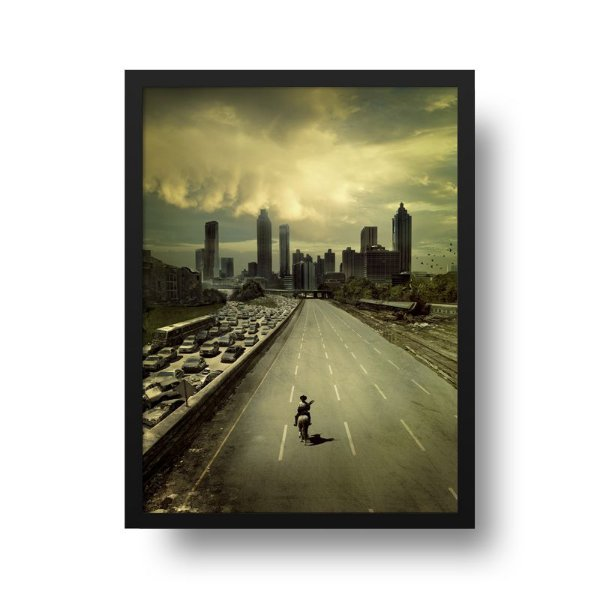 Poster Série - The Walking Dead