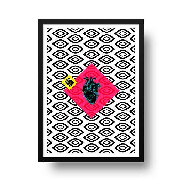Poster Geométrico - Look
