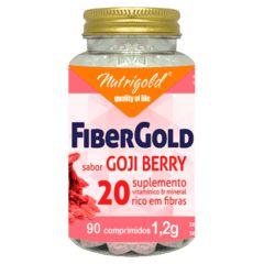 Fibergold goji berry 90 comp 1,2g  nutrigold.
