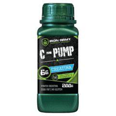 c Pump creatina 200g