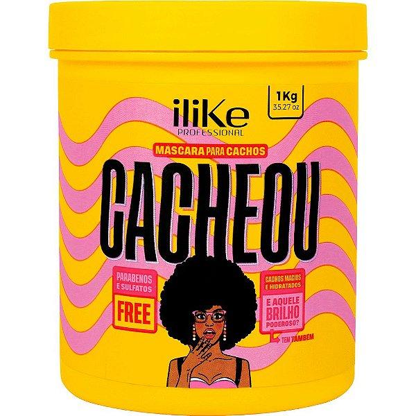 iLike Cacheou Máscara - 1Kg