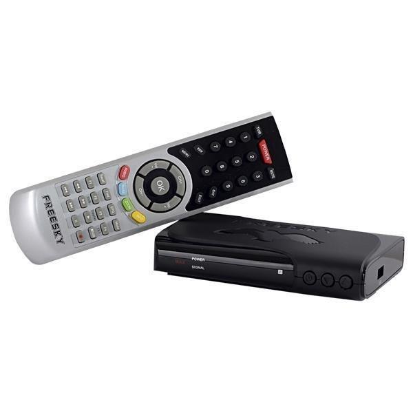 RECEPTOR FREESKY MAX HD + IPTV / ACM