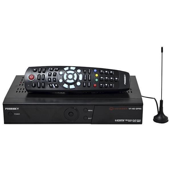 FREESKY VOYAGER HD + GPRS - APENAS CS