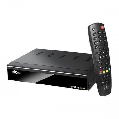 RECEPTOR DUOSAT TREND HD MAXX - WIFI / ONDEMAND