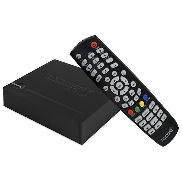 RECEPTOR Tocomsat iNET 4K - Wi Fi/Bluetooth/IPTV