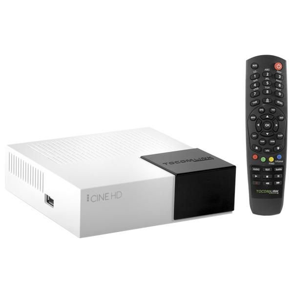 RECEPTOR Tocomlink Cine HD 1080p WiFi