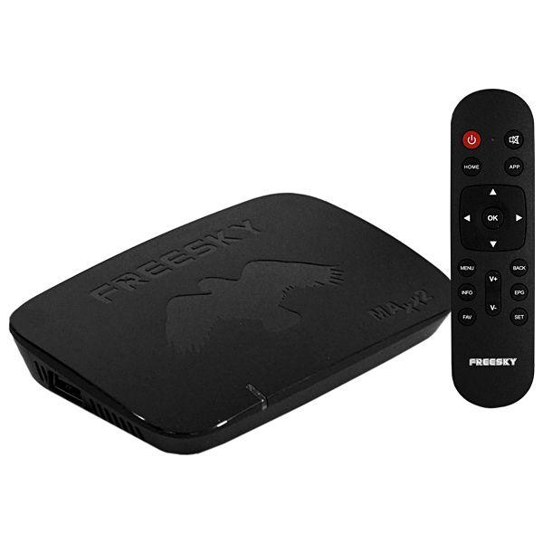 RECEPTOR FREESKY MAXX 2 - HD / LINUX / IPTV / WIFI