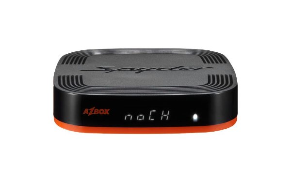 Receptor Azbox Spyder HD WiFi ACM 3 TUNNER