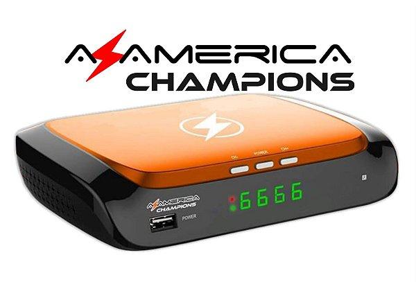 RECEPTOR AZAMERICA CHAMPIONS - 4k - ACM
