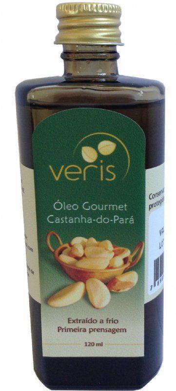 Óleo Gourmet de Castanha do Pará