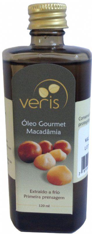 Óleo Gourmet de Macadâmia