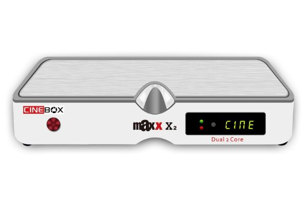 RECEPTOR FTA CINEBOX MAXX X2 C/WIFI