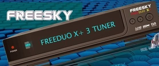 receptor voyager freesky free duo+
