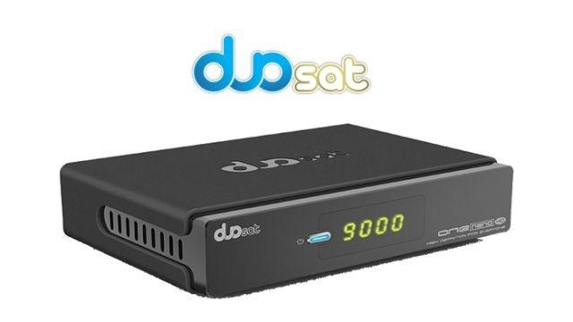 RECEPTOR Duosat One Nano HD (SKS, IKS, WIFI, ACM, H265 E MULTIMIDIA)  LAÇAMENTO