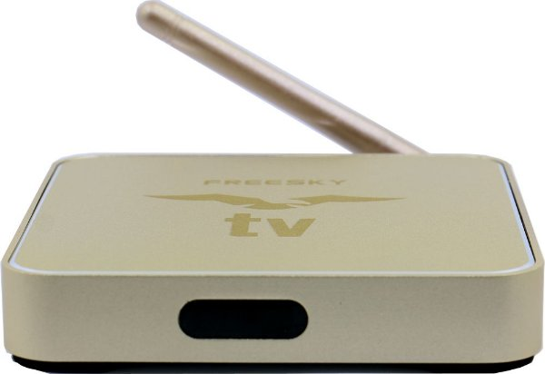Receptor Voyager Freesky IP-TV 4K Gold