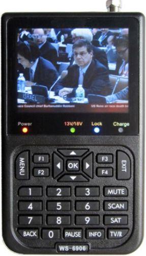 localizador de satellite duosat ds-6906 digital