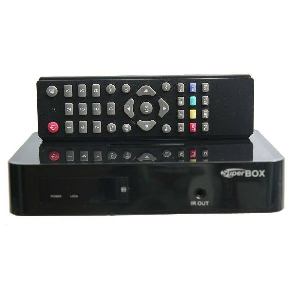 RECEPTOR FTA SUPER BOX MINI S-8640