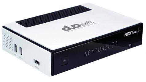 Duosat next uhd lite 4k novo lançamento