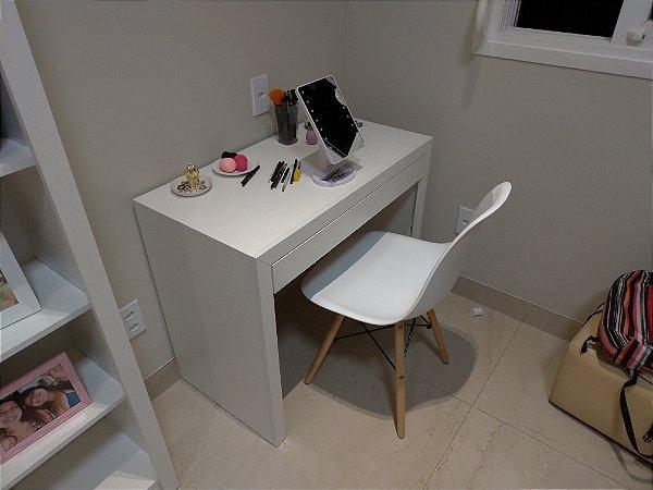Escrivaninha Andromeda com 1 gaveta 90x47 | Mesa de escritório