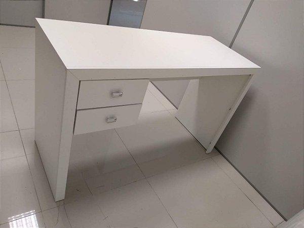 Escrivaninha/Mesa de escritório com 2 gavetas - ME4123