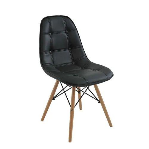 Cadeira Charles Eames Eiffel Botonê - Estofada