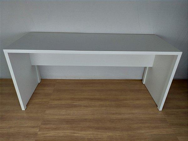 Mesa de escritório Zarur 163x60 | Em MDF | TreeMobili