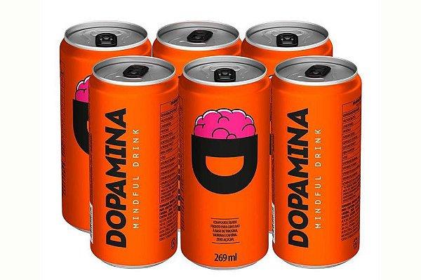 ENERGETICO - DOPAMINA MINDFUL DRINK 269ML