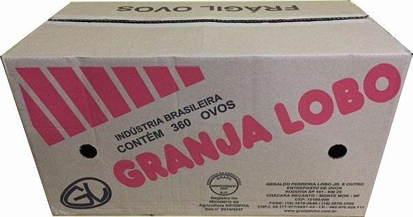 Caixa de Papelão para Mudança Nº65 - Medidas: C60 L32 A32 cm