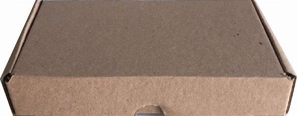 25 Caixas de Papelão Correios Sedex Pac Nº04 C:18,5 X L:11 X A:3 cm