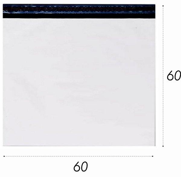 Envelope Plástico de Segurança Lacre 60x60cm