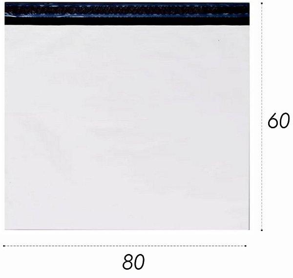 Envelope Plástico de Segurança c/ Lacre 80x60cm