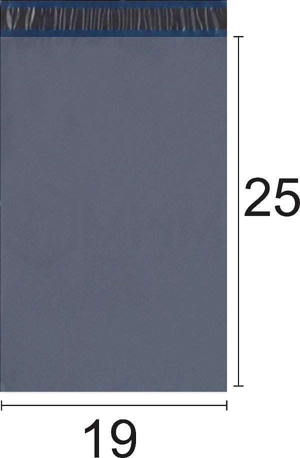 Envelope Plástico de Segurança com Lacre Economy 19x25 cm