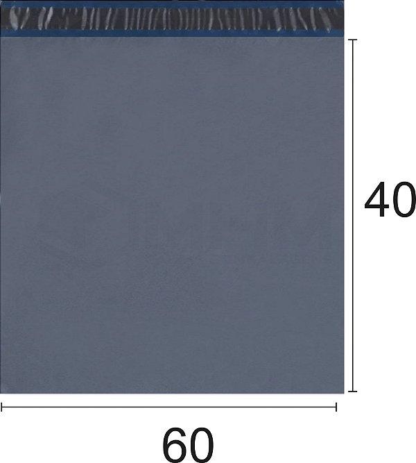 Envelope Plástico de Segurança com Lacre Economy 60x40 cm