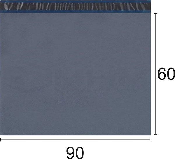 Envelope Plástico de Segurança com Lacre Economy 90x60 cm