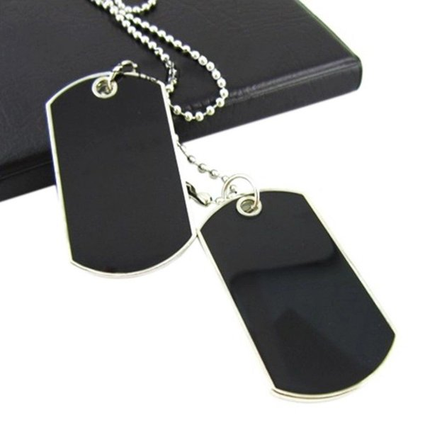 DOG TAG BLACK