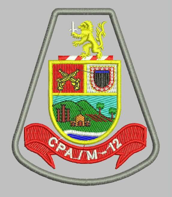 CPA/M-12 - Comando de Policiamento de Área Região Doze - RMSP - sub-região Leste