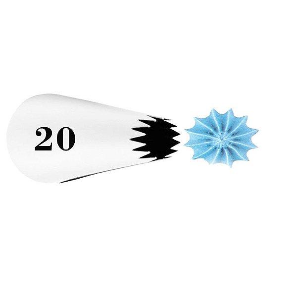 BICO 20 PITANGA PEQUENO SEM EMENDA WILTON