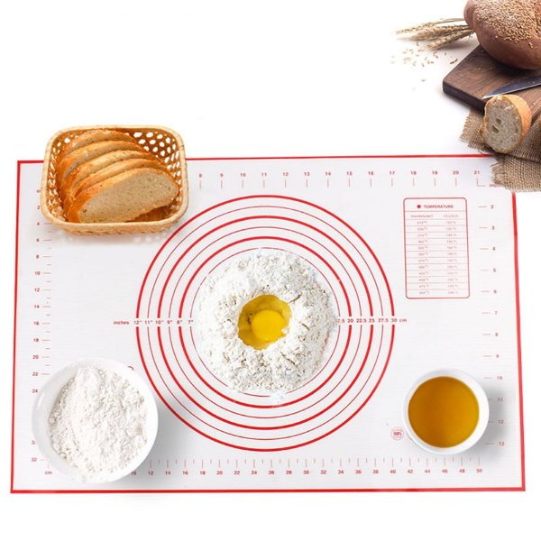 Tapete Culinário de Medidas para Massas Confeitaria E Artesanato