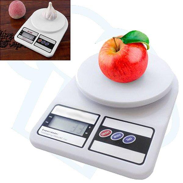Balança Digital Alta Precisão 10 Kg Cozinha Domestica