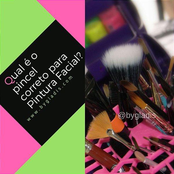 09 DEZ | São Paulo - Workshop Pintura Artística Facial Iniciante
