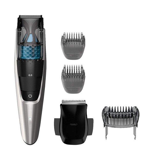 7d51ffbc8 Veja agora o Philips Norelco BT7215 Aparador de barba recarregável ...
