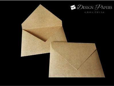 Envelope Kraft 200g - Aba Bico 16,5x22,5cm - Pacote com 10 unidades *ITEM A PRODUZIR