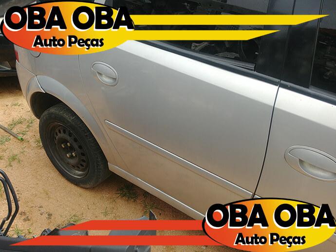 Porta Traseira Direita Chevrolet Meriva 1.8 Gasolina 2002/2003