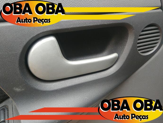 Maçaneta Interna Dianteira Esquerda Chevrolet Meriva 1.8 Gasolina 2002/2003