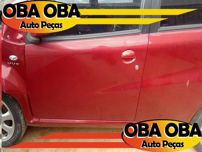 Porta Dianteira Esquerda Jac J2 1.4 Gasolina 2013/2013