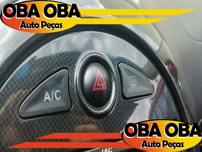 Botão de Alerta Ar Jac J2 1.4 Gasolina 2013/2013