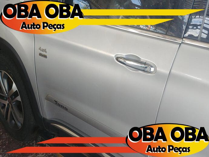 Porta Dianteira Esquerda Fiat Toro Volcano Tração 4x4 Diesel 2.0 2016/2017