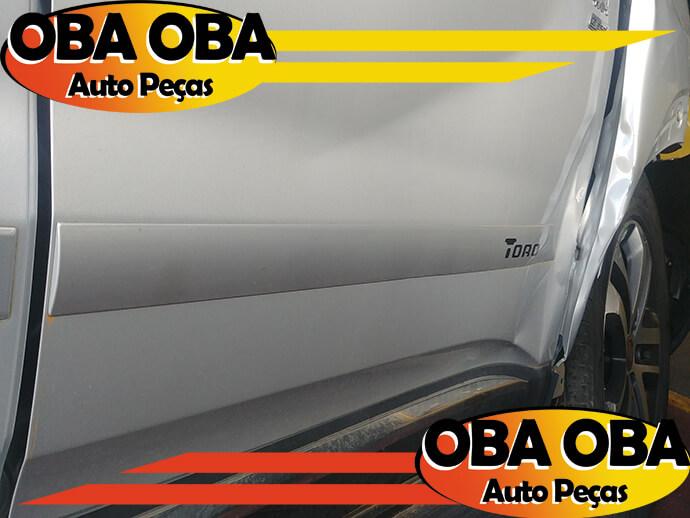 Aplique Da Porta Dianteira Direita Fiat Toro Volcano Tração 4x4 Diesel 2.0 2016/2017