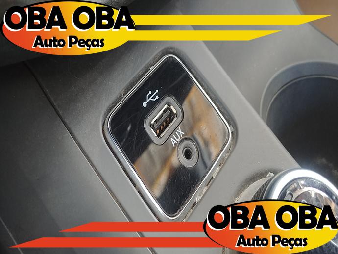 Entrada USB Fiat Toro Volcano Tração 4x4 Diesel 2.0 2016/2017